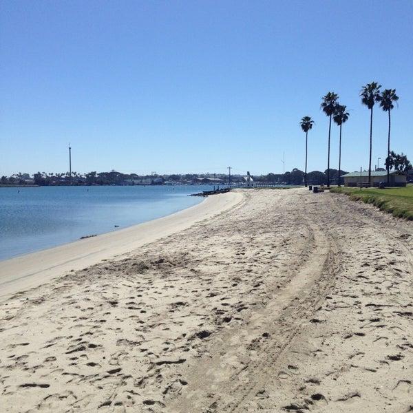 Ski Beach Beach In San Diego