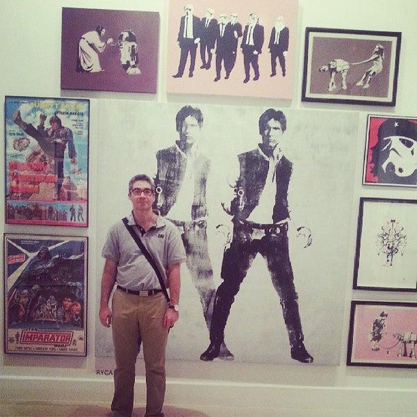 Foto tomada en CAC Málaga - Centro de Arte Contemporáneo por Francisco Miguel C. el 6/6/2013