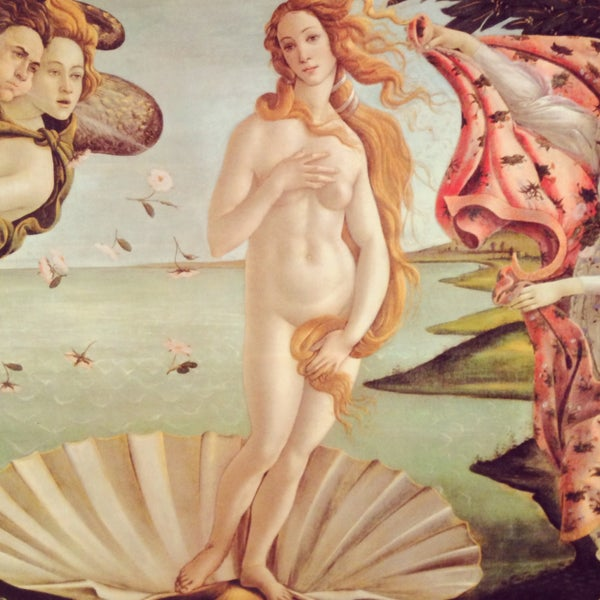 Photo taken at Uffizi Gallery by Alexey K. on 5/12/2013