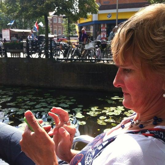 Foto scattata a Lunch-Café Le Provence da Ad V. il 6/30/2012