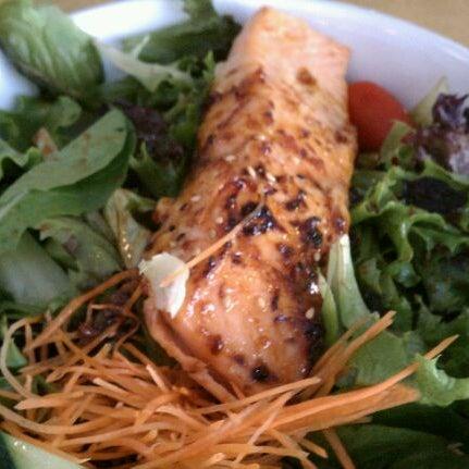 Photo taken at Mooncake Foods by Soo Y. on 4/7/2012