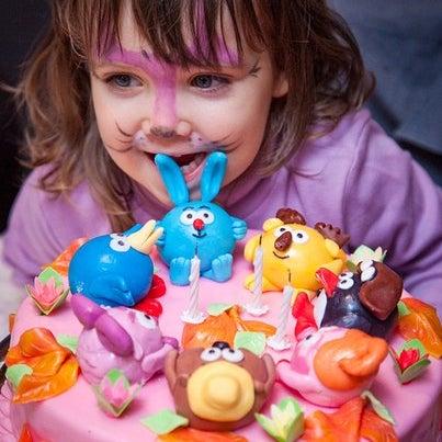Арлекино наконец-то снова открылся после ремонта! ;) Детский день рождения лучше заказывать заренее, уже за неделю может не оказаться свободных мест.