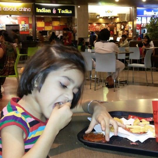 Photo taken at Kumar Pacific Mall by Rajesh B. on 3/24/2013