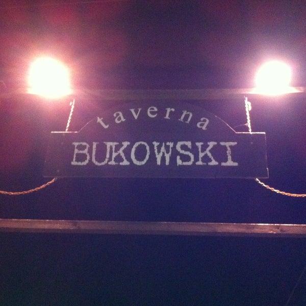 Photo taken at Taverna Bukowski by Simone G. on 4/28/2013