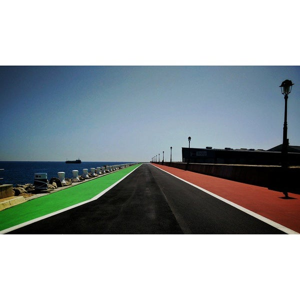 Photo taken at Port de Tarragona by Xavi P. on 4/21/2015