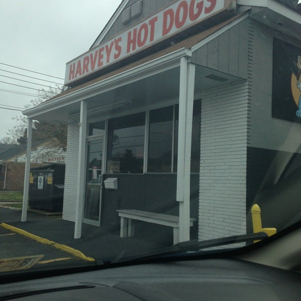 Harvey S Hot Dogs Portsmouth
