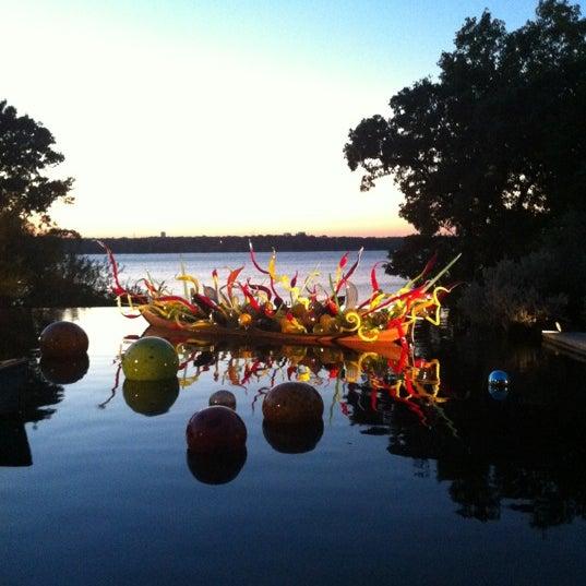 Foto tirada no(a) Dallas Arboretum and Botanical Garden por theneener em 10/17/2012