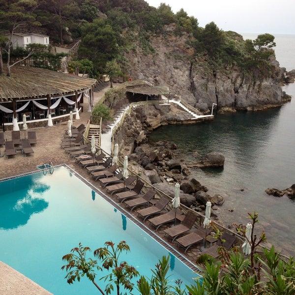 Foto scattata a Mezzatorre Resort & Spa da Irina Z. il 5/1/2013