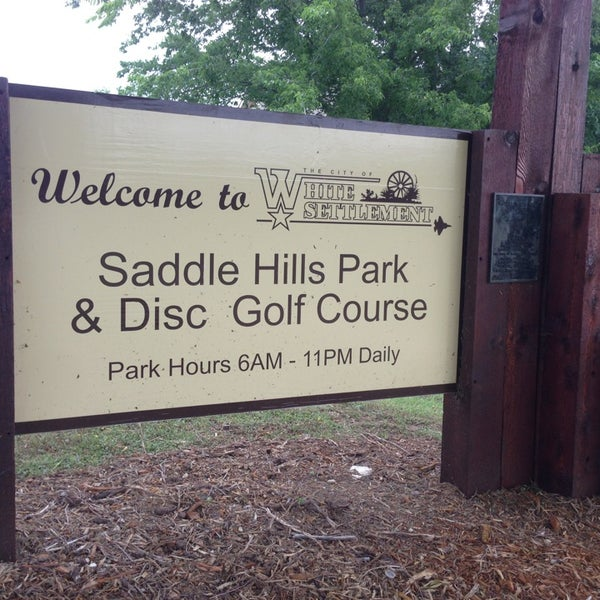 Photo taken at Saddle Hills Disc Golf Course by Ryan W. on 5/23/2013