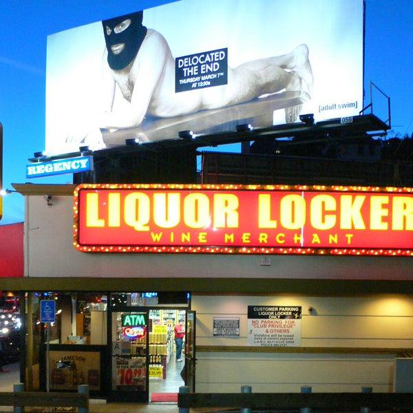 Los Angeles Supermarket: Liquor Store In Los Angeles