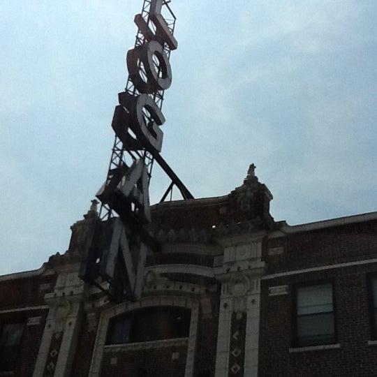 Photo taken at Logan Theatre by Tom B. on 7/17/2011