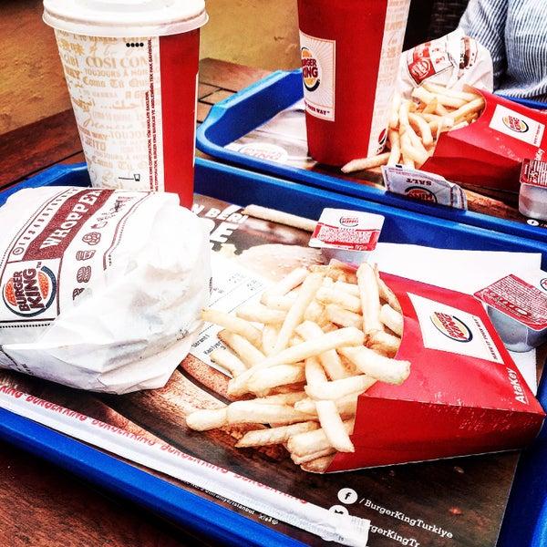 Photo taken at Burger King by Abdullah D. on 9/23/2015