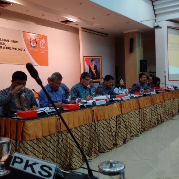 Komisi Pemilihan Umum (KPU) Republik Indonesia