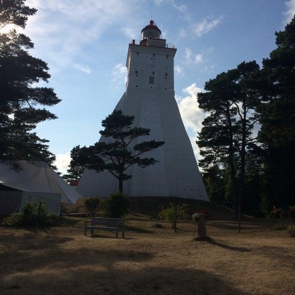 Photo taken at Kõpu tuletorn    Kõpu Lighthouse by Janno on 8/8/2014