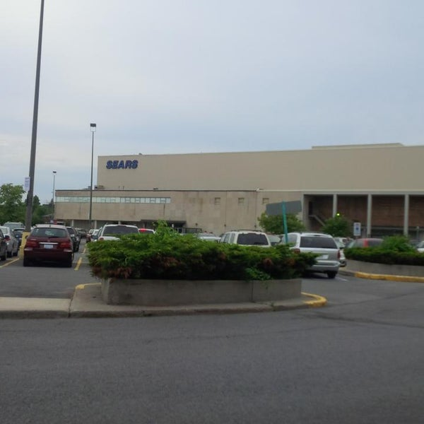Photo taken at Carlingwood Shopping Centre by Paul M. on 7/27/2013