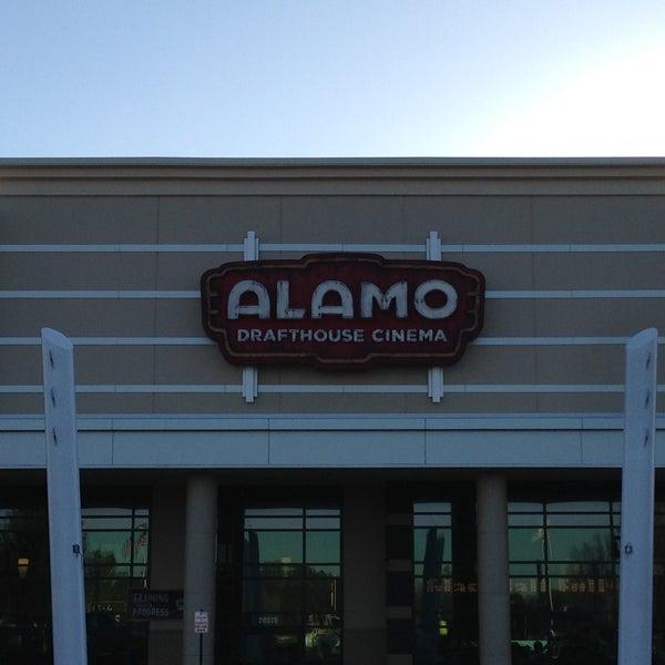 Photo taken at Alamo Drafthouse One Loudoun by Eli B. on 5/1/2013