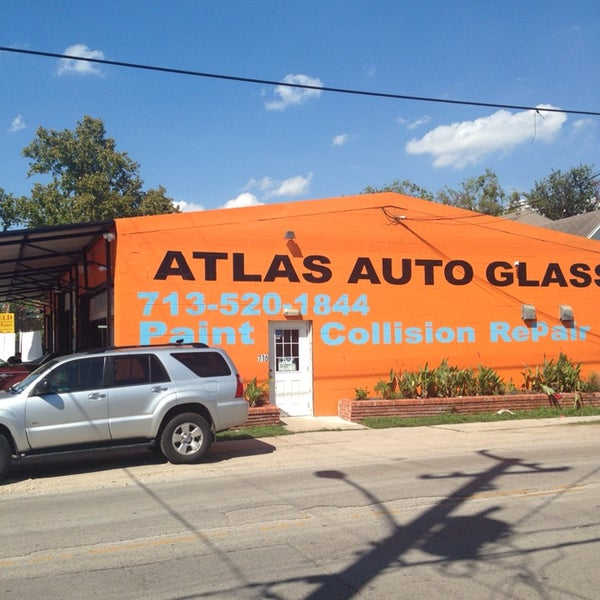 Atlas Auto Glass Paint Body Automotive Shop In