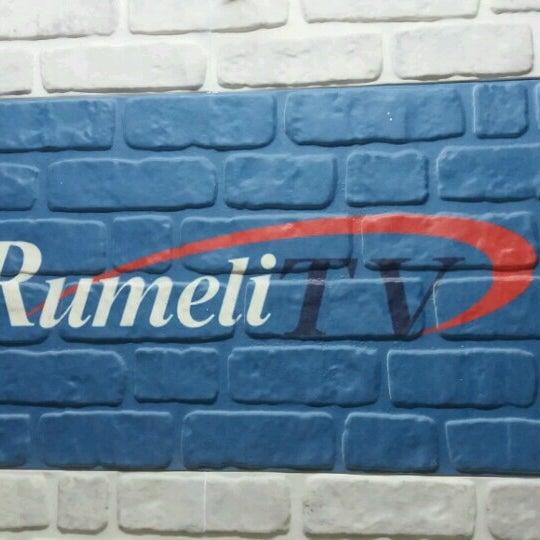 8/16/2016 tarihinde Janet Y.ziyaretçi tarafından Rumeli Tv'de çekilen fotoğraf