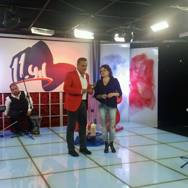 8/30/2016 tarihinde Janet Y.ziyaretçi tarafından Rumeli Tv'de çekilen fotoğraf