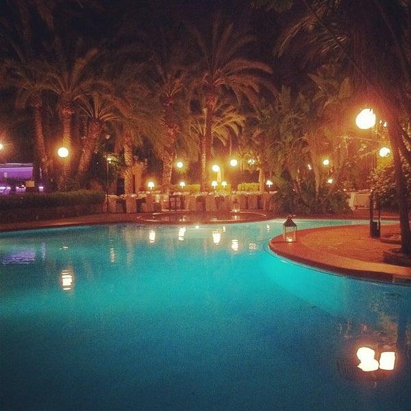 Foto tomada en Hotel Huerto del Cura por Miguel F. el 9/14/2013