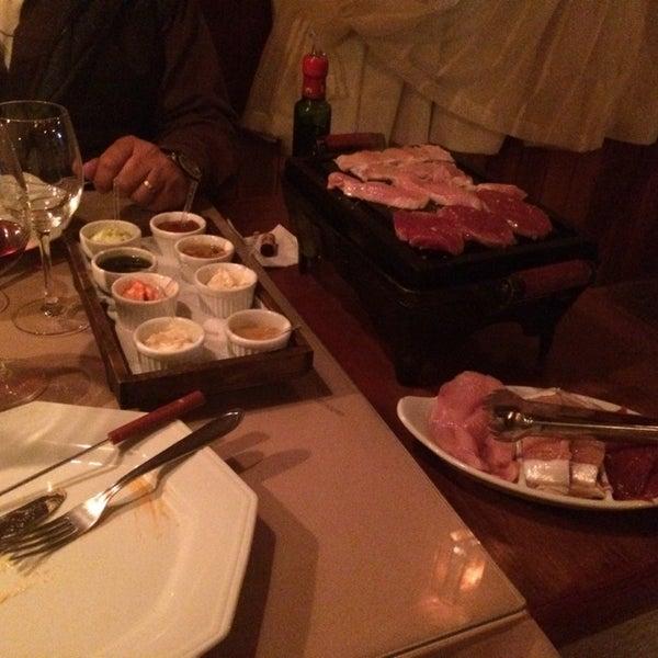 Foto tirada no(a) Restaurante Mont Vert por Barbara A. em 7/22/2014