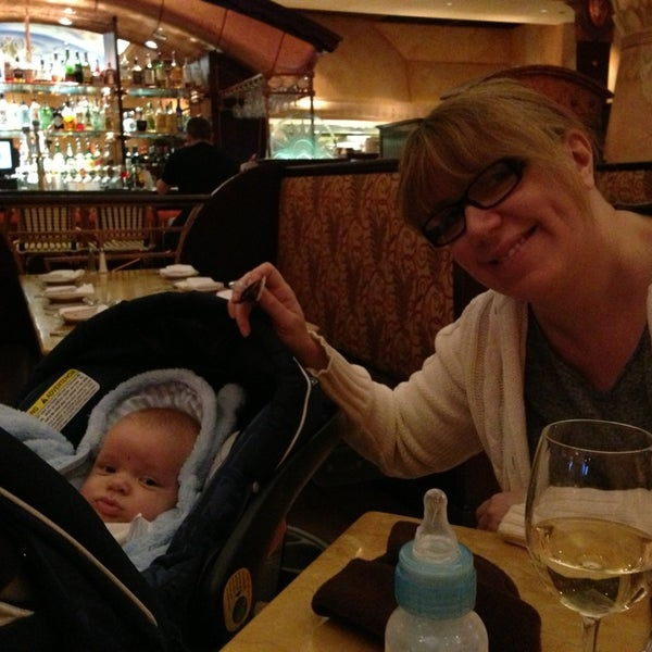 Photo taken at The Cheesecake Factory by Matt C. on 12/21/2012