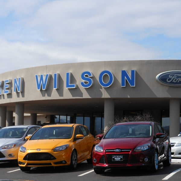 Ken Wilson Ford 2 tips from 80 visitors