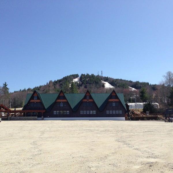 Photo taken at Pat's Peak Ski Area by Tim M. on 4/22/2013