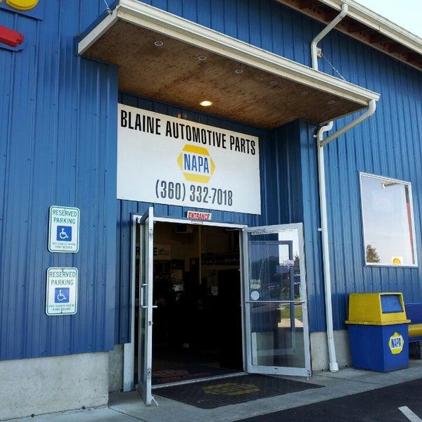 NAPA Auto Parts - Blaine, WA
