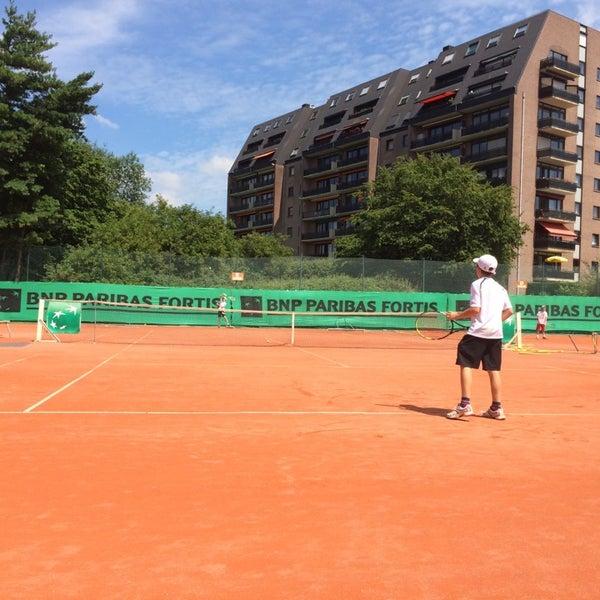 Cours tennis nivelles for Cours de tennis en ligne