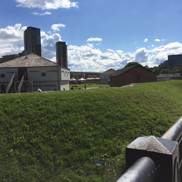 Photo taken at Fort York by amber dawn p. on 6/27/2017