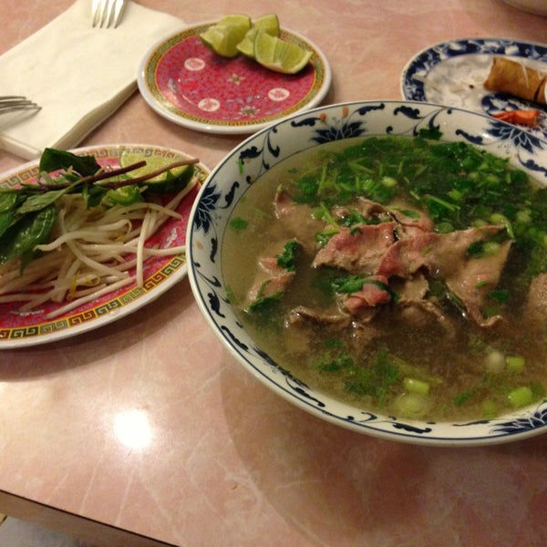 Photo taken at Pho 777 Vietnamese Restaurant by Marc P. on 9/9/2013