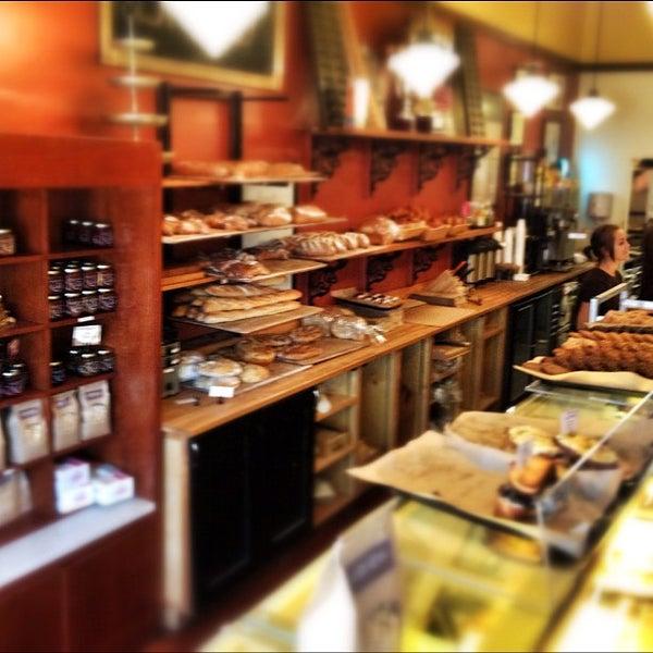 Photo taken at Bakery Nouveau by Tim A. on 10/5/2012
