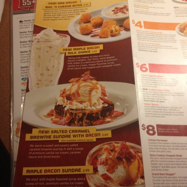 Photo taken at Denny's by Joel P. on 4/18/2013