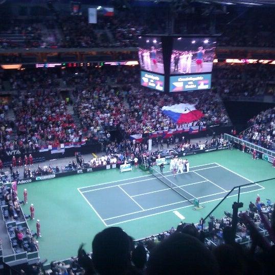 Photo taken at O2 arena by Branislav B. on 11/4/2012