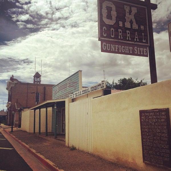 Photo taken at O.K. Corral by Travis M. on 7/31/2015