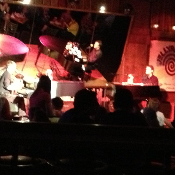 Photo taken at Jellyrolls by Marcia B. on 1/14/2013
