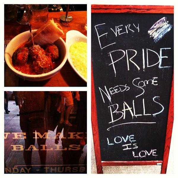 Photo prise au The Meatball Shop par Elisa N. le7/1/2013
