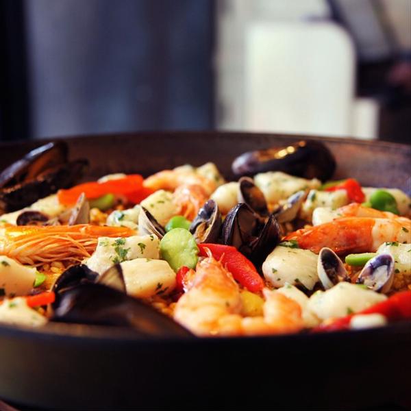 Best Paella Restaurants Nyc