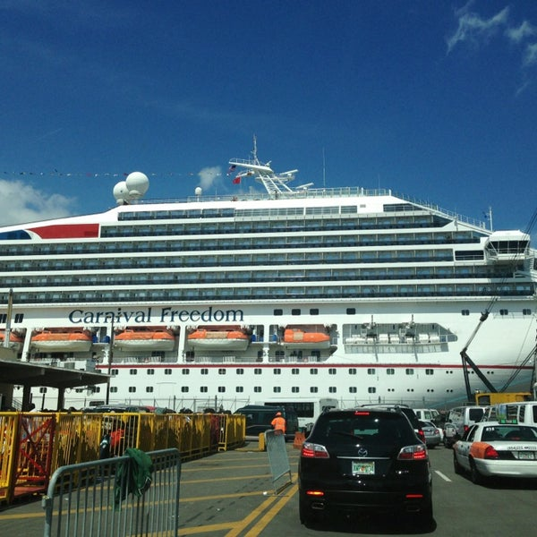 Port Of Miami Cruise Terminal: Harbor / Marina In Fort Lauderdale