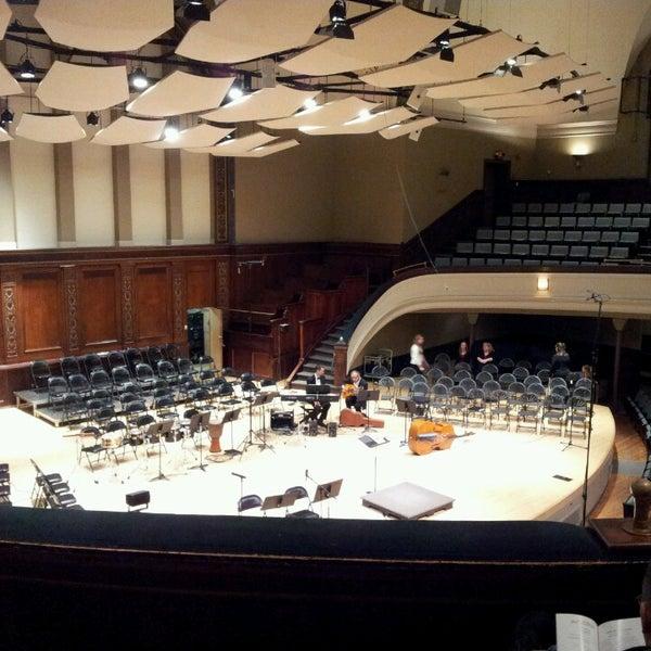 Photo taken at Hochstein School of Music & Dance by John F. on 3/14/2014