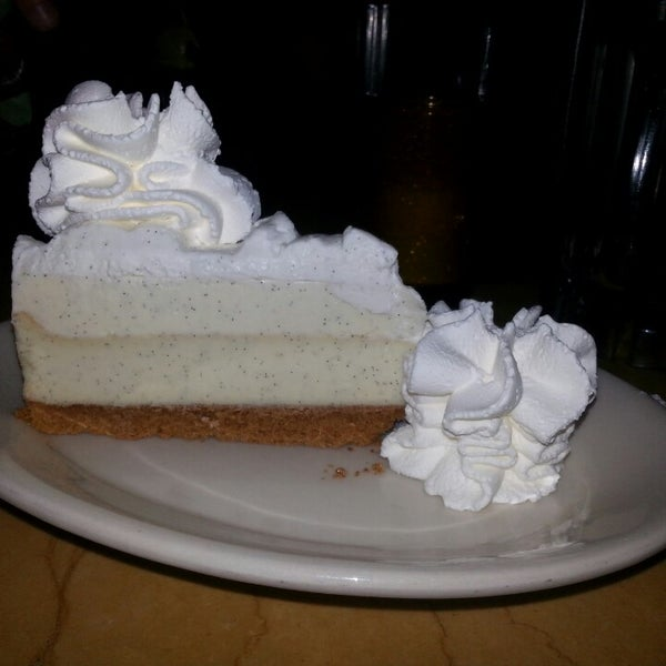Photo taken at The Cheesecake Factory by Sarah A. on 11/11/2013