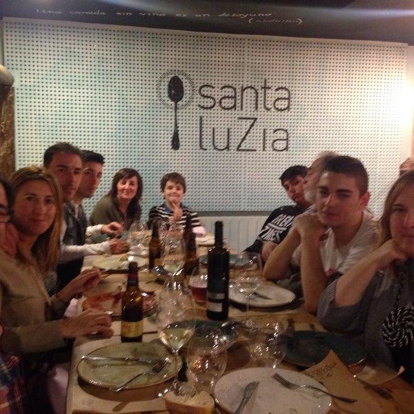 Photo prise au Restaurante Santa LuZia par Geli V. le12/26/2015