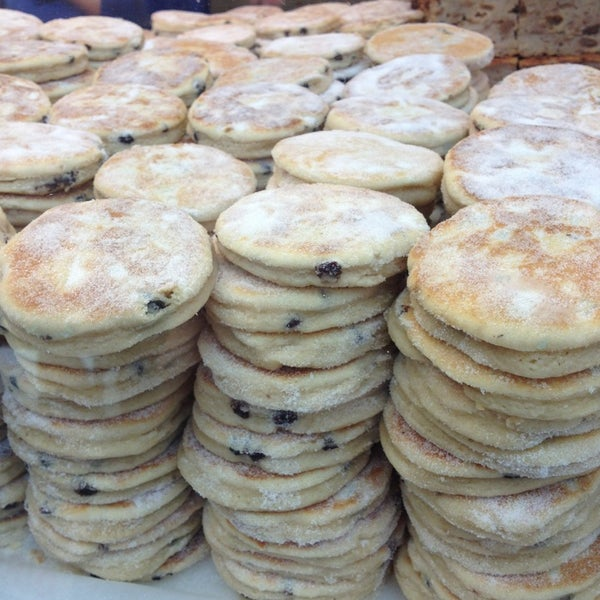 Gluten Free Welsh Cakes Cardiff
