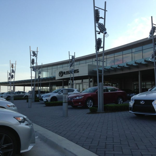 Photo Taken At Park Place Lexus Plano By Nhi N. On 5/7/