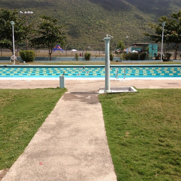photo taken at uwi olympic swimming pool by meily m on 211