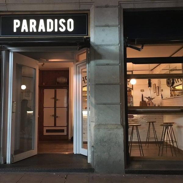 2/4/2016 tarihinde Steven B.ziyaretçi tarafından Paradiso'de çekilen fotoğraf