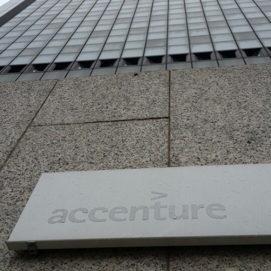 Accenture technology solutions office in napoli for Accenture seattle office