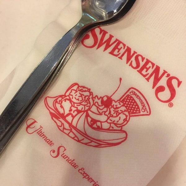 Photo taken at Swensen's by Sineenart S. on 3/16/2017