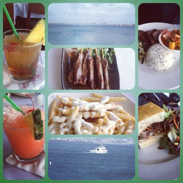 Photo taken at Bali Hai Restaurant by Louraine V. on 4/8/2013